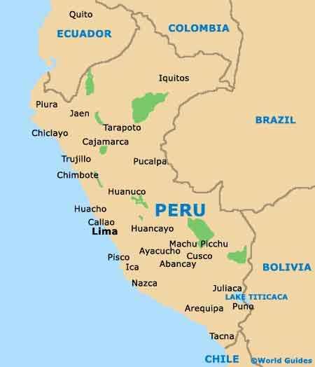 Piura Peru Holy Fire Peru